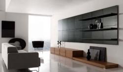 Minimalizm - wolna przestrzeń w mieszkaniu